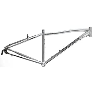 "15"" MARIN LARKSPUR 700C Hybrid City Bike Frame Brushed Silver Aluminum NOS NEW"