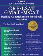 GRE/LSAT/GMAT/MCAT Reading Com (GRE-LSAT-GMAT-MCAT READING COMPREHENSION WORKBOOK) by Arco