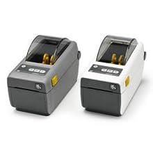Zebra Technologies ZD41H22-D01W01EZ Printer, ZD410, Direct Thermal, Healthcare, 802.11AC and Bluetooth 4.0, Ezpl
