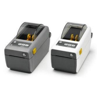 Zebra Technologies ZD41H22-D01W01EZ Printer, ZD410, Direct Thermal, Healthcare, 802.11AC and Bluetooth 4.0, Ezpl by ZEBRA (Image #1)