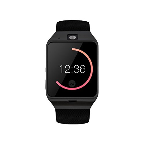 Ora PRISMAWATCH - Smartwatch, color negro