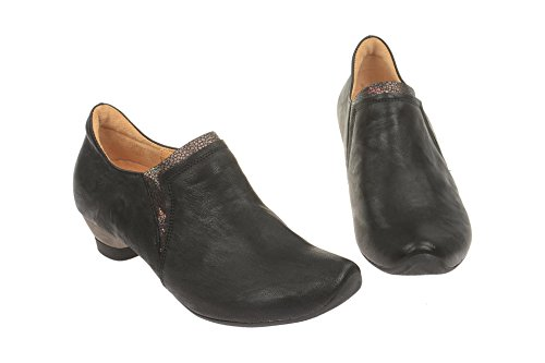 Heels Women''s Aida Black Closed Think Toe xOIfqOd