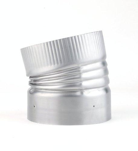 Heat Fab 9414 Saf-T Vent EZ Seal - 4 Inch Diameter - 90° ()