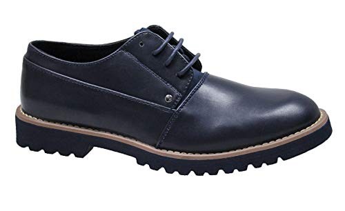In Invernali Uomo Blu Casual Sneakers Scarpe Evoga Ecopelle q1X8fZnW