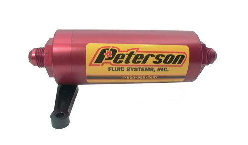 Peterson Fluid Systems 09-0601 8AN 45 Micron Fuel Filter by Peterson Fluid Systems