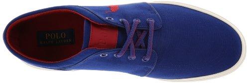 Polo Ralph Lauren Mens Faxon Sk Vlc Sneaker Heritage Royal