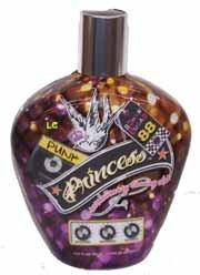 2011 Brown Sugar PUNK PRINCESS Tanning Lotion - Tan Incorporated 13.5 oz ()