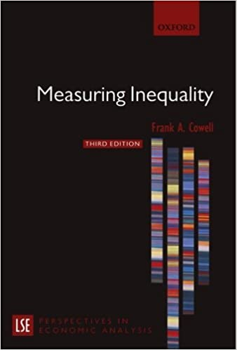 Measuring Inequality (London School of Economics Perspectives in Economic Analysis) by Frank Cowell (2011-03-22)