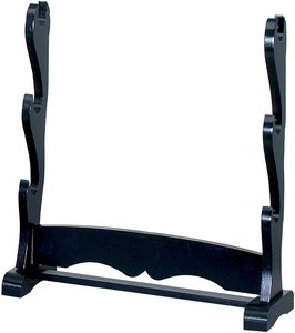Triple Sword Stand (Mount Single Sword Wall Rack)