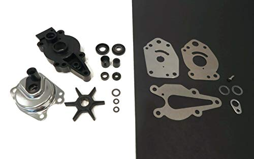 The ROP Shop | Water Pump Kit for 1994, 1995, 1996, 1997, 1998 Mercury 2-Stroke, 9.9HP, 0A197112