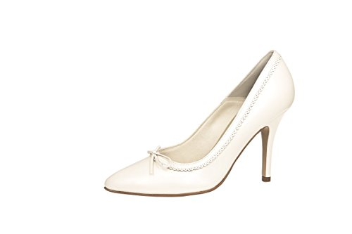 Fiarucci Women's Court Shoes Pearl