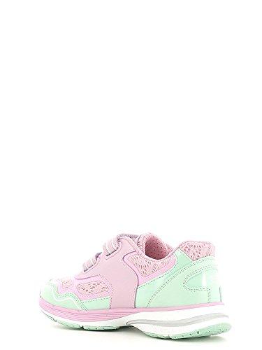 Geox J5228A 014NF Zapatos Niño Rosa