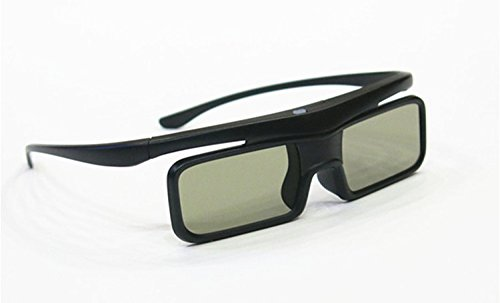 3DTV Corp Non-rechargeable Active RF/Bluetooth 3D Glasses for Sony 3D TVs made 2012 to 2017( or later),Replacement of Sony TDG-BT500A TDG-BT400A 3d glasses