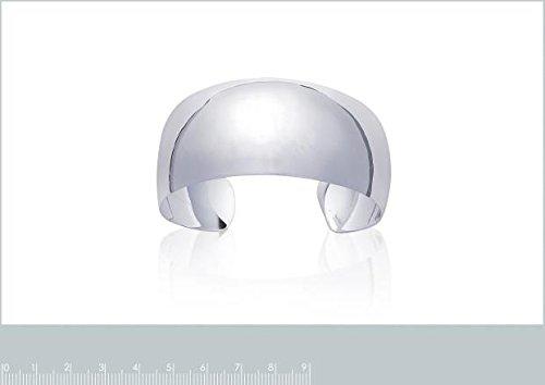 Bijouxlove - JONC Argent 925 - 60mm