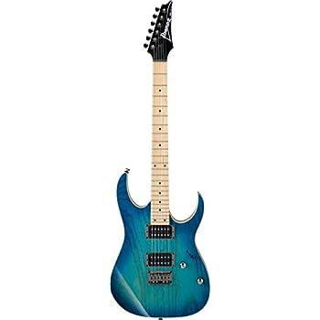 Ibanez RG421AHM RG Series Electric Guitar Blue Moon Burst