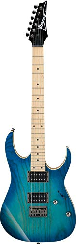 Ibanez RG421AHM RG Series Electric Guitar Blue Moon Burst