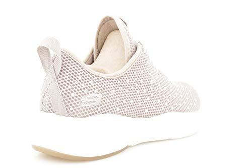 40 Grigio TPE 13016 Meridian Sneakers Bianco Grigio Skechers INTENTFUL BawxA0