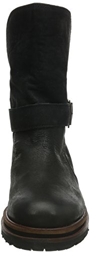 H By Hudson Womens Tatham Winter Boot Black