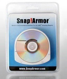 Snap Armor UMD Housing Repair Protective Game Case (Cases Psp Umd Replacement)
