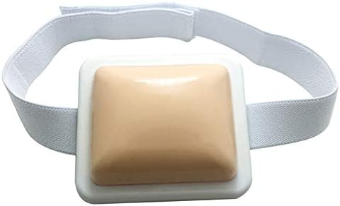 Injection Pad-Kunststoff Intramuskuläre Injektion Training Pad Für Krankenschwester Medizinstudenten Training Practice Tool