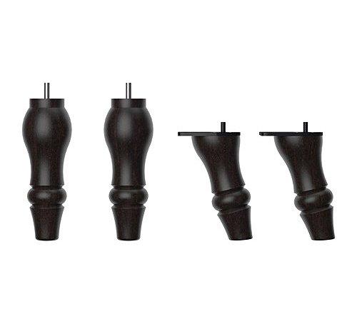 Ikea Stocksund Furniture Legs For Armchair / Chase / Sofa...
