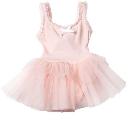 4ce8ee59f Danskin Little Girls  Baby Ballerina Leotard With Tutu