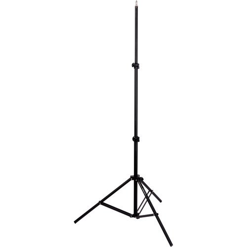 Impact Light Stand, Black - 6' (1.8m) by Impact