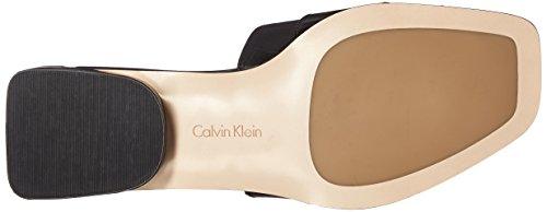 Calvin Klein Anthea Mujer Fibra sintética Sandalia