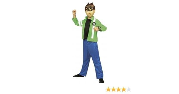 Turner A914-001 - Disfraz de alien (7 años): Amazon.es: Juguetes y ...