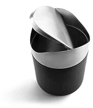 Lacor Papelera SobreMesa Inox 12x16cm 63302