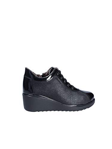 Stonefly Zapatos 210132 Mujeres Negro Stonefly Zapatos 210132 0wqFS
