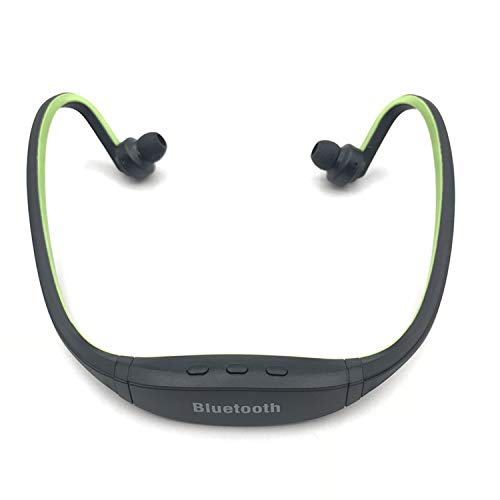 Amazon.com: Sports Bluetooth Headphones Wireless Fone De Ouvido Auriculares Bluetooth Headset MIC S9 Support TF/SD Card Handfree Earphone,Red: Cell Phones & ...