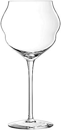 Macaron Crystal - Copas de vino (500 ml, 6 unidades, 500 ml)