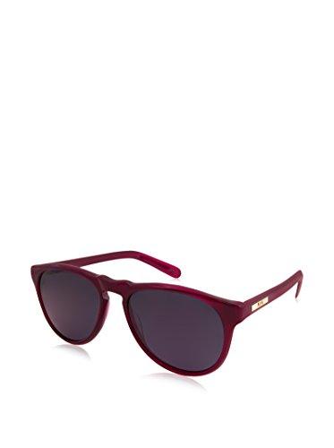 AQS Unisex Banks Sunglasses (Red, - Sunglasses Aqs