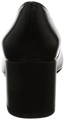 Geox Damen D Audalies Midden Een Zwart Pompen (blackc9999)