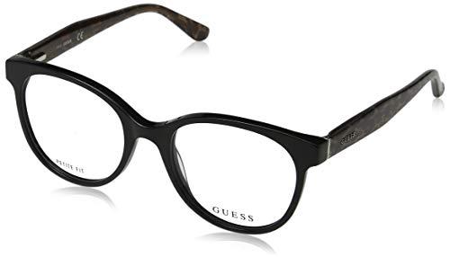 Eyeglasses Guess GU 2646 001 Shiny Black Clear Lens