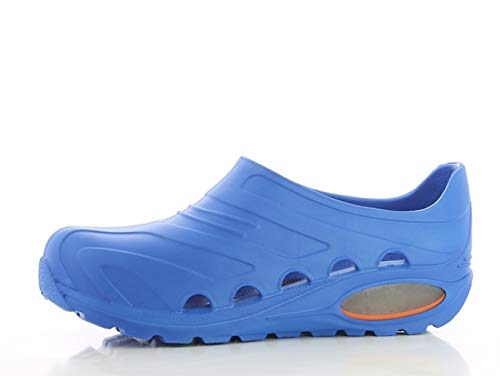 de Chaussures Adult travail Blue Unisex Clogs Oxypas Work Jogger Safety Oxyva pPZwPdqF