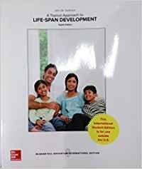 A Topical Approach to Lifespan Development -  John W. Santrock, Teacher's Edition, Paperback