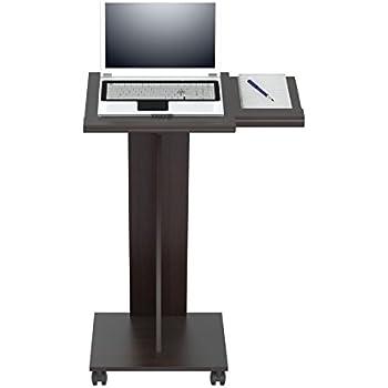 inval mlp5020 rolling laptop cart - Laptop Cart