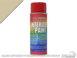 Mustang Paint Interior 1966 - 1968 Parchment L-5779 - Scott - Interior Paint Mustang