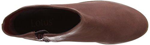 Loto Hawk Bordeaux Stivali Da Donna Di dIwdPfnq