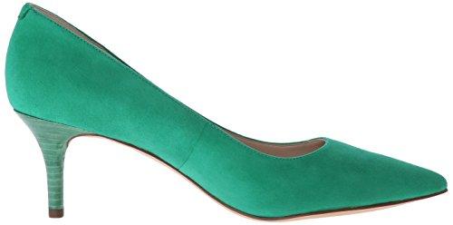 Bomba de Nine West Margot vestido de gamuza Green Suede