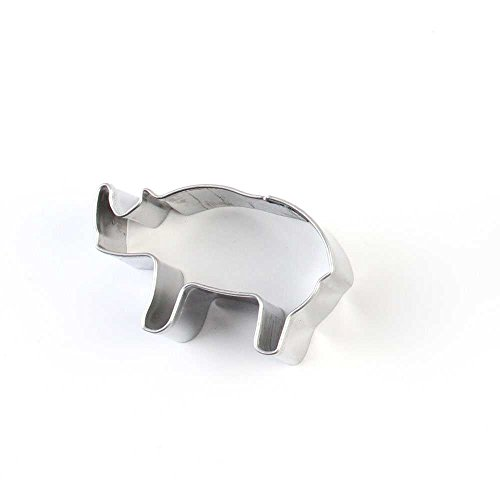 rhinoceros cookie cutter - 8