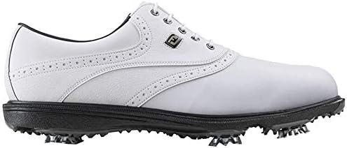 FootJoy Hydrolite 2.0, Horma Ancha. Zapatillas de Golf para Hombre, Blanco (Blanco 50052w), 40.5 EU: Amazon.es: Zapatos y complementos