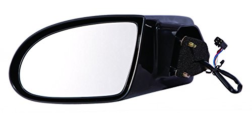 DEPO 335-5436L3EB Chevrolet Camaro Driver Side Non-Heated Power Mirror - Camaro Door Mirror