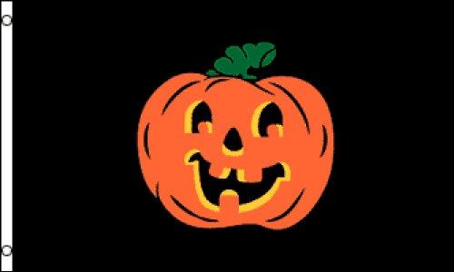 Halloween Pumpkin 3x5 ft polyester Flag ()
