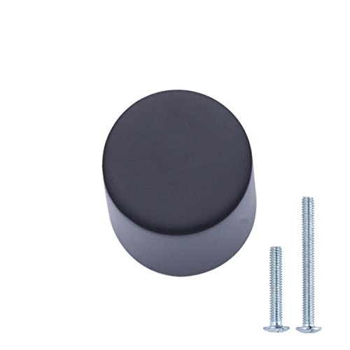 Drawer Knobs Matte - AmazonBasics Whistle Cabinet Knob, 0.75