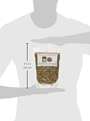 Dalat Peaberry Robusta Green Unroasted Coffee Beans by Indochine Estates