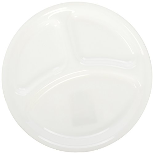 corelle divided plate set - 2