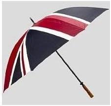 Union Jack Flag England United Kingdom Golf Umbrella - Celebrate Queen Elizabeths Diamond Jubilee [並行輸入品]